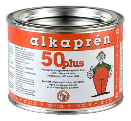 Alkaprén 50plus